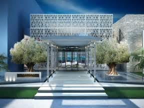 Entrance Design Hotel Entrance Design Africa Sofitel Tamuda Bay Hotel