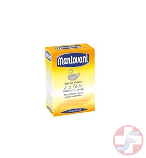 mantovani sapone mantovani sapone zolfo 100 gr farmatu