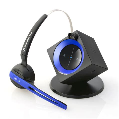 Headset Sennheiser Bluetooth officerunner wireless headset essential bundle