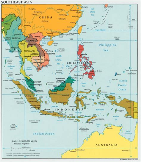 map of central and southeast asia central themes for a unit on southeast asia central