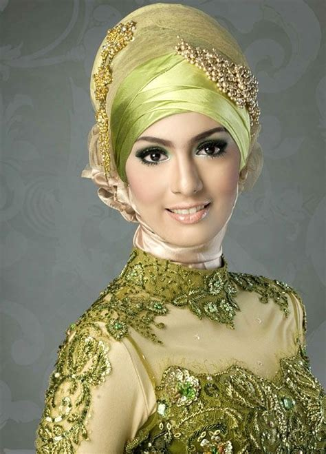 Headpiece Headpiece Pengantin 3 traditional colorful fancy styles for wedding bridals weddings