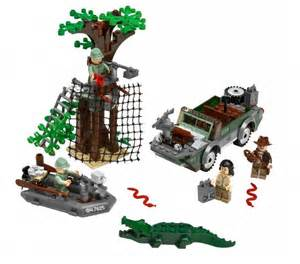 Lego Sets Indiana Jones Lego Sets Revealed Indiana Jones And The