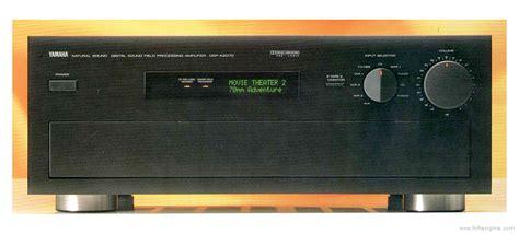 yamaha dsp  audio video amplifier manual hifi engine