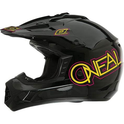 o neal motocross gear o neal 3 series race helmet motocross helmets