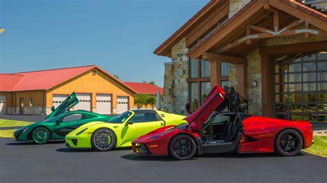 Auto Michel by Michael Quot Fux Quot Fuchs Car Collection Usa Cars