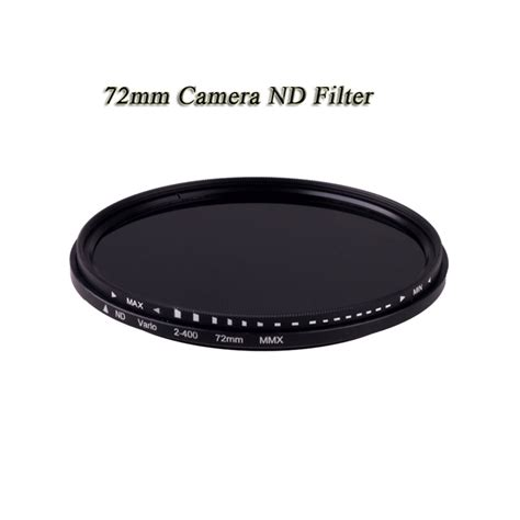 Murah Nd2 Square Filter With Filter Box For Cokin P Series 72mm variable nd filter nd2 nd400