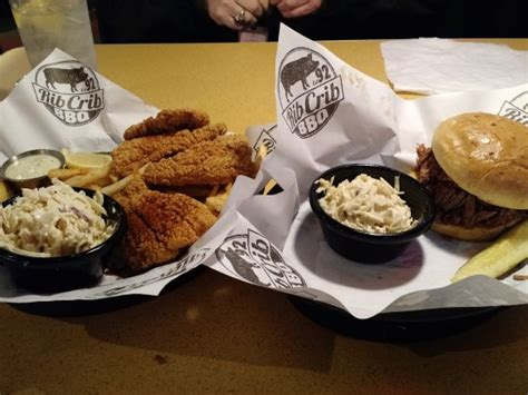 Rib Crib Specials lunch special picture of rib crib bbq grill tulsa