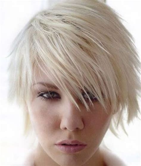 off the face layered haircut round face hairstyle archives hairstyles pictures