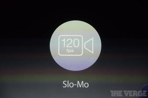 slo mo apple announces iphone 5s improved touch id gold