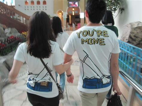 Same T Shirts For Couples I Live In Korea What Is A Quot T Quot