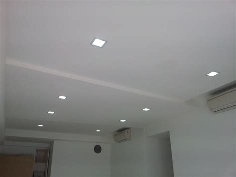 Ceiling L In by Ceiling False Ceilings L Box Partitions Lighting