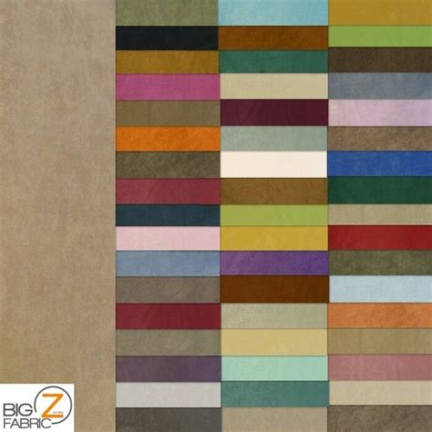 suede color microfiber suede upholstery fabric 52 colors 14oz