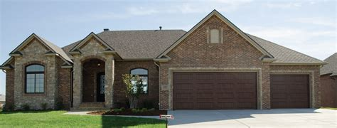 custom made homes custom built homes in wichita ks