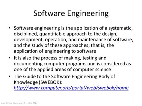 Which Branch Of Mba Is For Software Engineer by Computer Science Information Systems