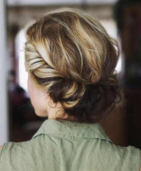 casual updo hairstyles tutorials 20 casual updos that never look plain or boring