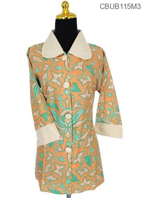 Baju Pisang baju batik blus tanggung katun pisang bali blus tanggung