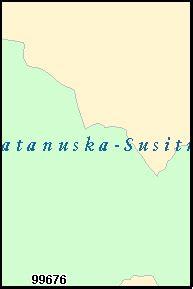 District Number For The Mat Su Borough - big lake big lake zip code alaska