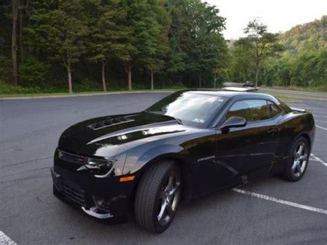 2014 camaro 2ss buy used 2014 chevrolet camaro 2ss rs in boston