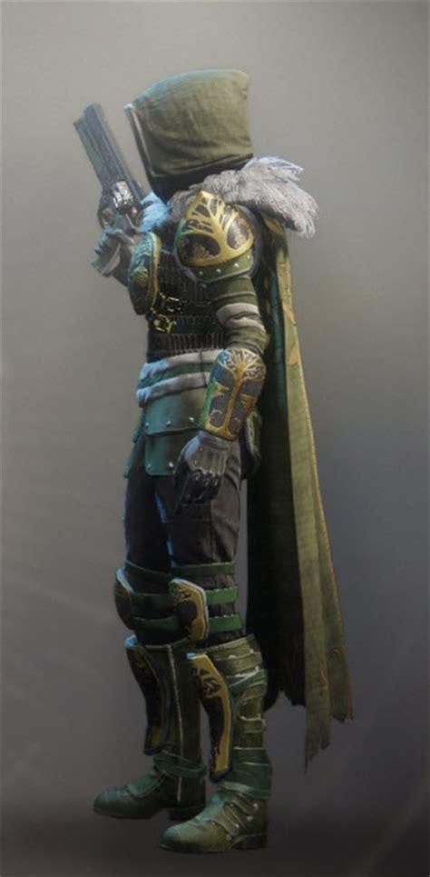 Destiny Hunter Wolf Armor Loading