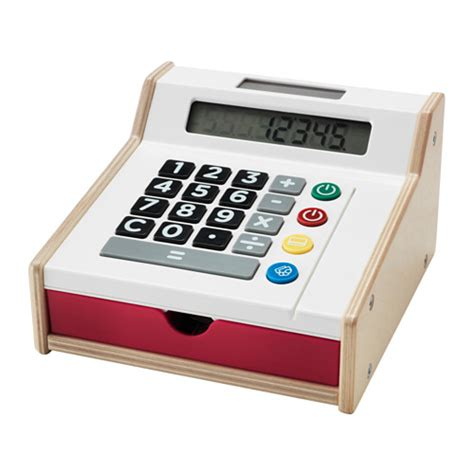 Ikea Register | ikea duktig kids toy cash register brand new perfect