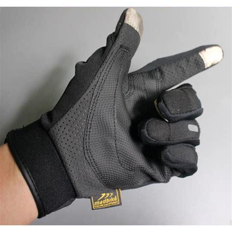 Sarung Tangan Motor Tdr sarung tangan finger motor size l black jakartanotebook