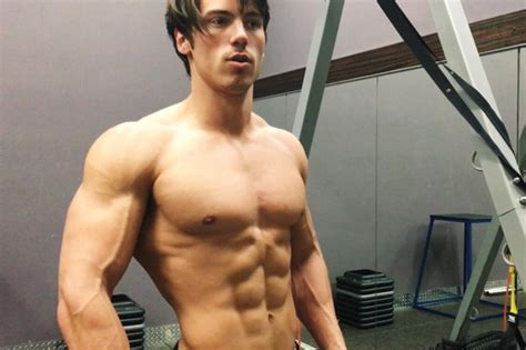 Gregory Ripped the progression of the kinobody journey the physique kinobody fitness systems