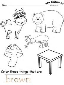 brown coloring pages free coloring pages of brown worksheets