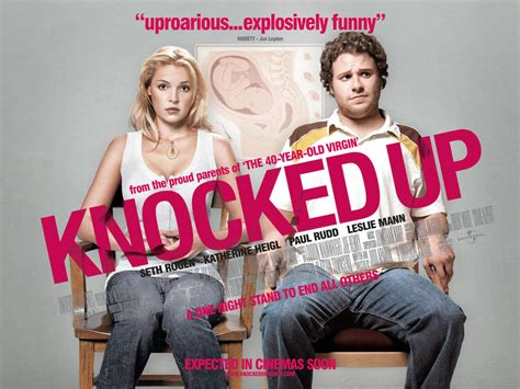 Knocked Up enthralled knocked up