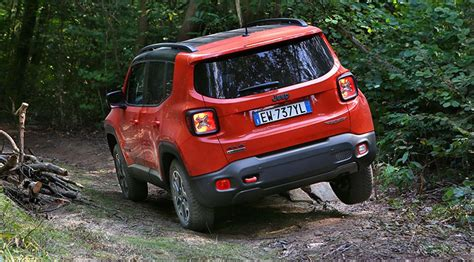 jeep renegade trailhawk  review car magazine