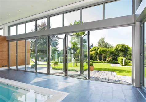 folding window walls glass the interior directory interior design ideas