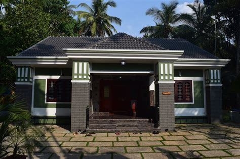 home design 10 lakh 3bhk german style 20 lakh 1400 sqft home at malappuram