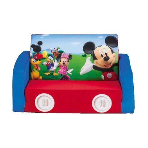 mickey mouse clubhouse sofa pin by kidsfu on sofas pinterest