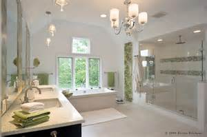 contemporary bathroom decorating and arrangement idea