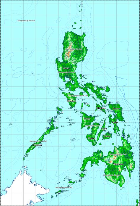 Search In The Philippines Maps Of The Philippines Loud
