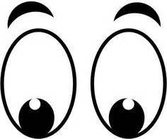 Craft Ideas For Halloween For Kids - cartoon eyes cartoon eyes pinterest googly eyes clip art and felting