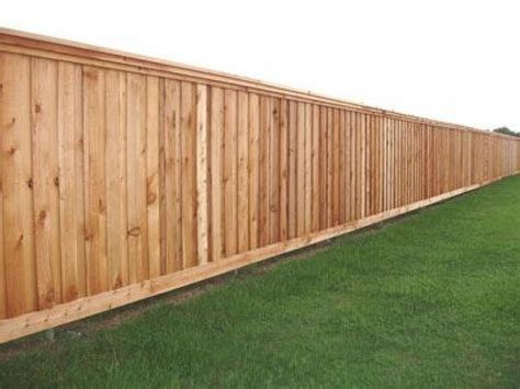 privacy fence pictures and ideas