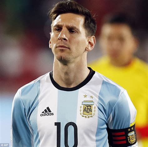 messi argentina argentina s lionel messi won t be marked by