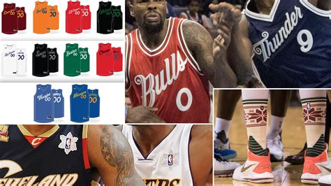 nba new year uniforms for sale nba gifts us with second year of great