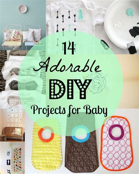 diy projects baby 14 adorable diy projects for baby skirts ties and mobiles