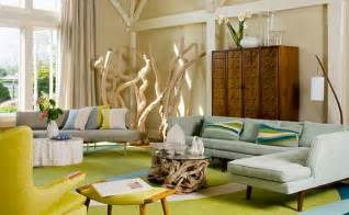 grey yellow green living room how to decorate your home with color pairs