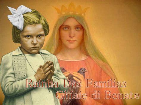 madonna di ghiaie ghiaie di bonate apparitions d 233 cima primeira apari 231 227 o