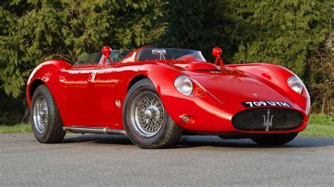 maserati 450s 1959 maserati 450s recreation for sale ashridge automobiles