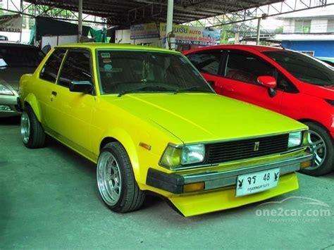 Corolla Dx 83 Toyota toyota corolla 1984 dx 1 6 in กร งเทพและปร มณฑล manual