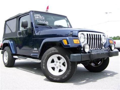 baby jeep wrangler 2006 jeep wrangler quot midnight blue pearl quot very similar to