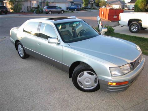 lexus ls400 1997 can other 1997 ls400 coach edition lexus forums