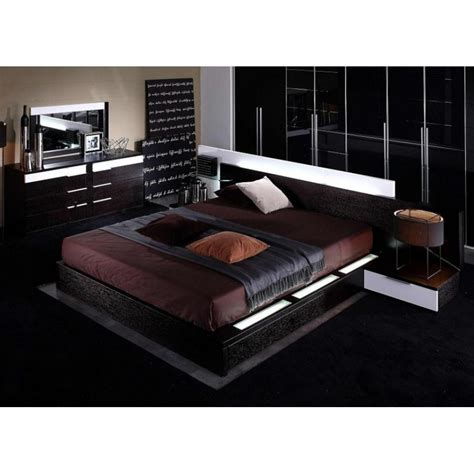 Size Platform Bed With Storage Exclusive Size Platform Bed With Storage Modern
