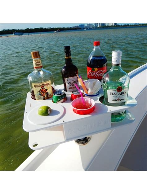 17 best ideas about pontoon boats on pinterest pontoon - Boat Bar Caddy