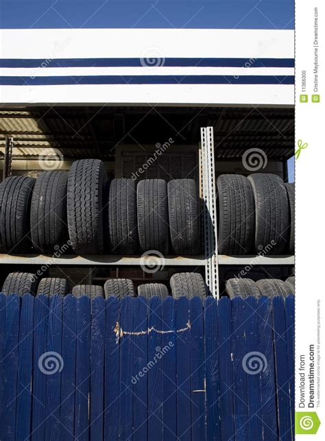 Tire Rack Gift Card - tire rack stock photo image 11366300