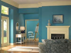 setting the mood blue color room scenes