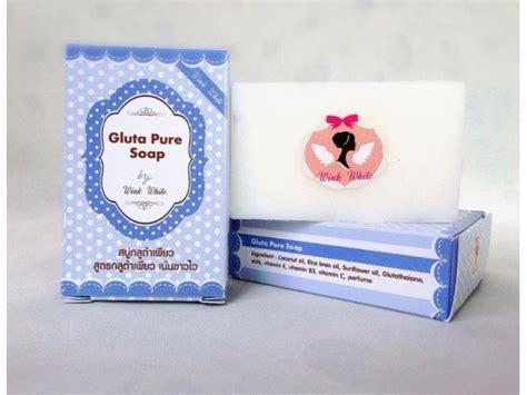 Gluta Milk Soap 6 x gluta soap wink white glutathione anti aging